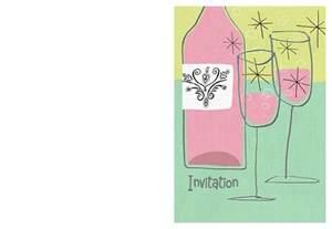 imprimer carte invitation pot de d 233 part 224 la retraite ou d 233 m 233 nagement