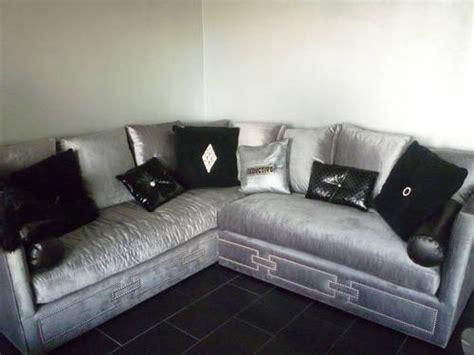 silver sectional sofa silver sectional sofa silver gray velvet sectional sofa