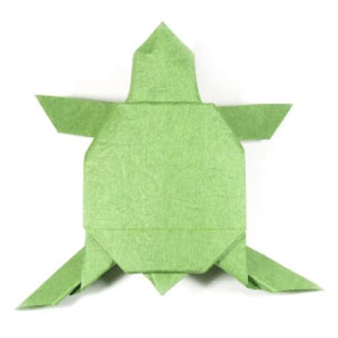 easy turtle origami how to make an origami turtle page 1