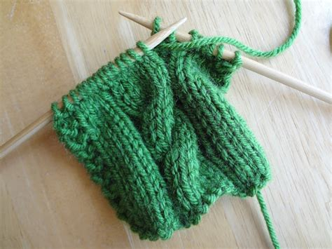 knitting cables tutorial fiber flux from the knitting stitch library how to make