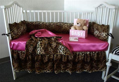 animal print crib bedding sets leopard baby bedding set by sewcustomcorporation on etsy