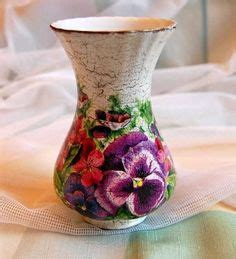 how to decoupage a vase 1000 images about vase on porcelain vase