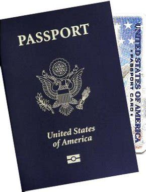 picture of a passport book passport book and passport card issuance at regional agencies