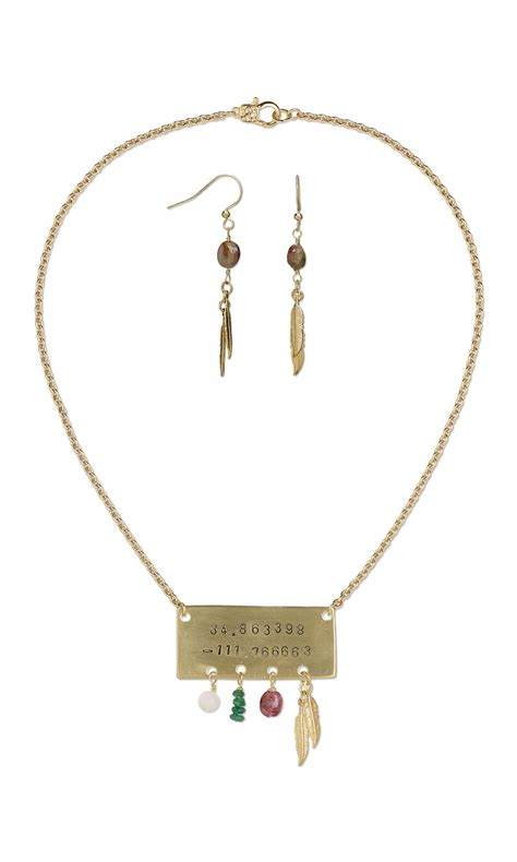 gold sheets for jewelry jewelry design single strand necklace and earring set