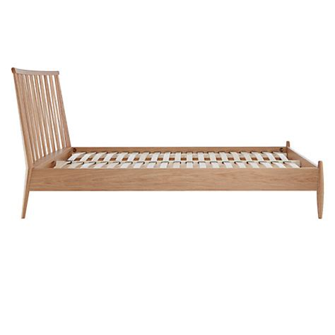 ercol bed frame buy ercol for lewis shalstone bed frame oak