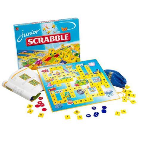 scrabble junior scrabble junior toys zavvi