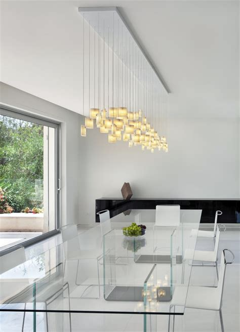 contemporary lighting for dining room orchids chandelier by galilee lighting contemporary