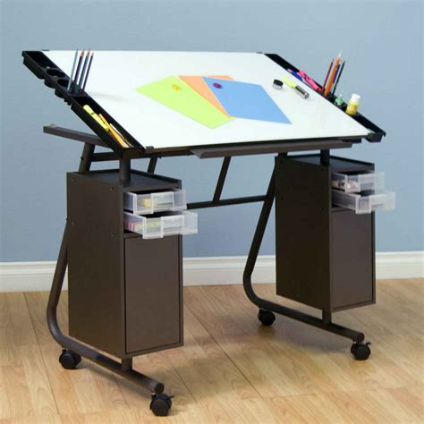 drafting craft table drafting table chairs office depot decobizz