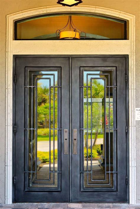 front door iron gates best 25 wrought iron doors ideas on iron
