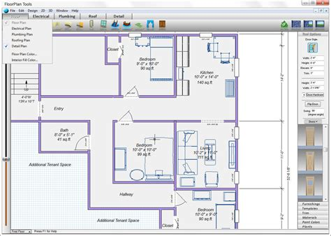 floor plan designer program free floor plan software mac