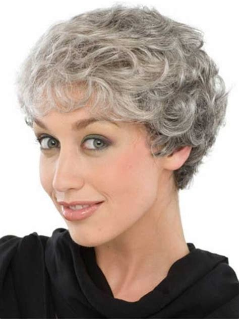 haircut for thick frizzy gray hair 15 hairstyles for short grey hair short hairstyles 2016
