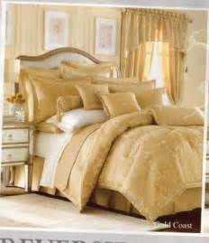 reba bedding sets reba harmony gold coast king comforter set skirt shams