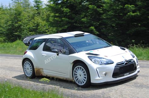 Citroen Ds3 Wrc by Citro 235 N Ds3 Wrc Pics