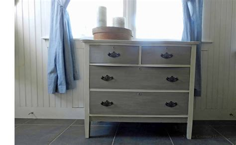 chalk paint in linen linen dresser in chalk paint maine country home