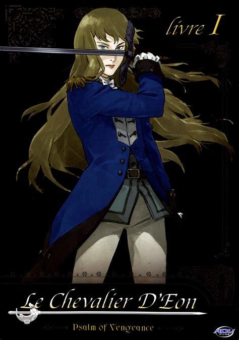 le chevalier d eon le chevalier d eon zerochan anime image board