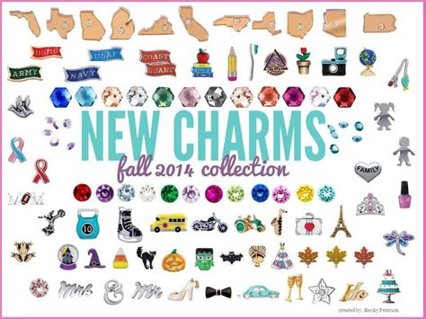 origami owl charm fall2014 origamiowl new charm collection origami
