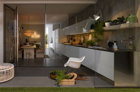 kitchen designe modern italian kitchen design from arclinea