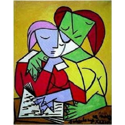picasso paintings reading two reading 1934 picasso pablo ruiz on canvas