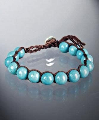 how to make a bead bracelet diy bracelet take 2 36 quot lengths of string leather