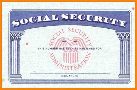 make social security card 9 social security card beverage carts