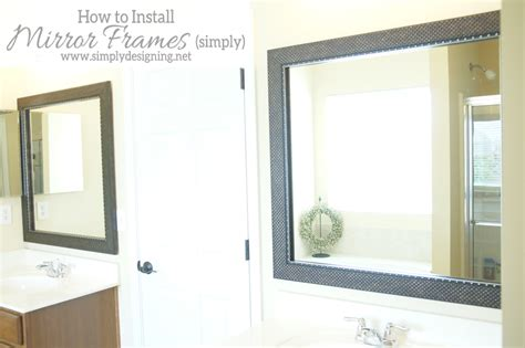 install bathroom mirror install bathroom mirror 28 images how to install
