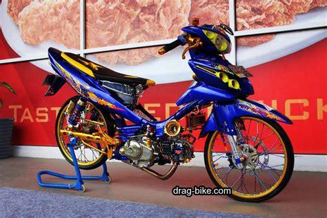 Gambar Motor Jupiter by 40 Foto Gambar Modifikasi Jupiter Z Kontes Racing Look