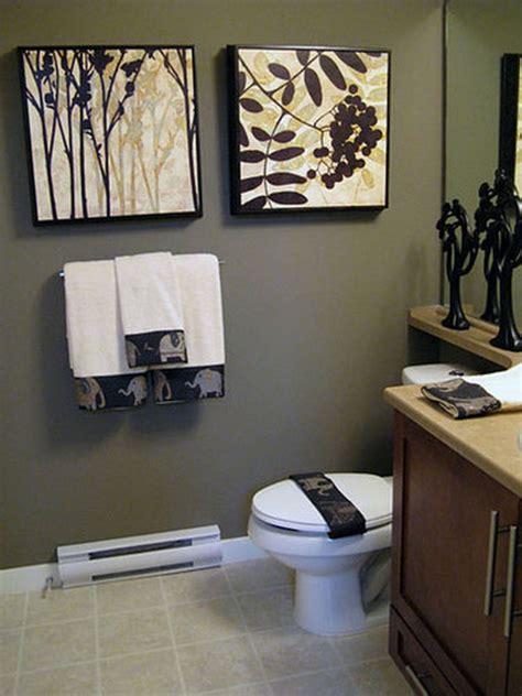decorating bathroom walls ideas effective bathroom decorating ideas at an affordable budget ideas 4 homes