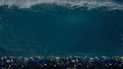 scientists predict mega tsunami the size of big ben