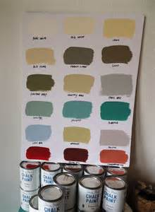 chalk paint new colors sloan chalk paint colors lifeeclected