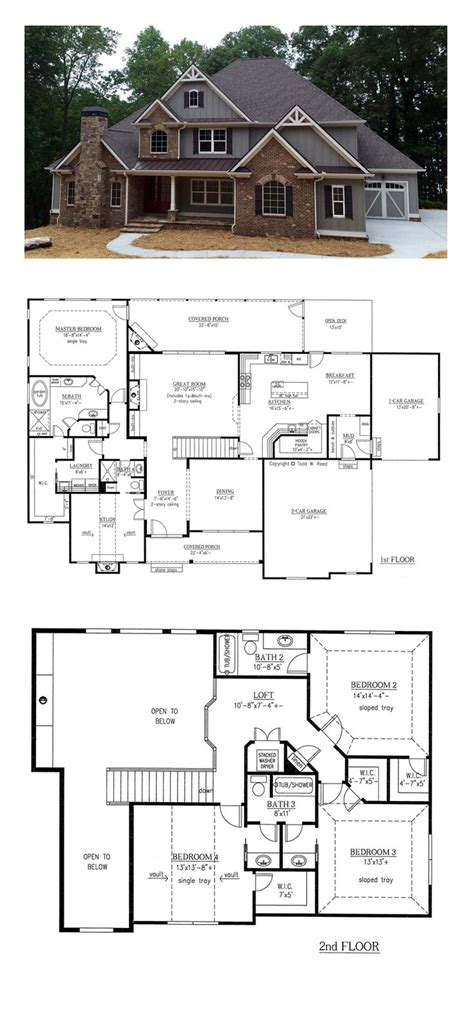 free cabin blueprints cabin blueprints free house plans