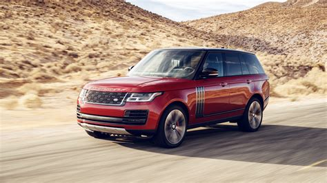 Car Wallpapers Range Rover by 2018 Range Rover Svautobiography Dynamic 4k Wallpaper Hd