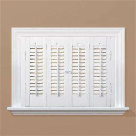 wooden shutters interior home depot traditional wood shutters plantation shutters the