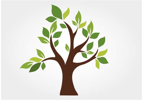 trees images free stylized vector tree free vector stock