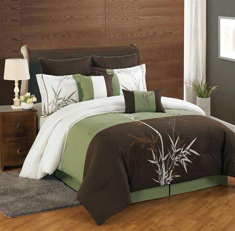 comforter sets cal king size 8 cal king bamboo embroidered comforter set