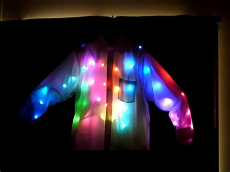 led lights for craft projects android controlled led light shirt make