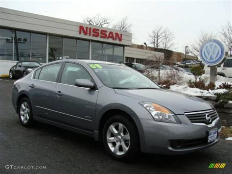 Nissan Altima Hybrid by 2008 Nissan Altima Hybrid Information And Photos