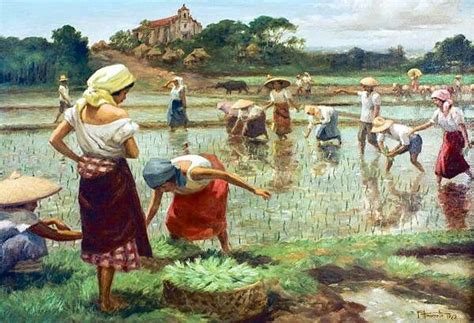 angelus paint where to buy philippines planting rice by painter fernando amorsolo