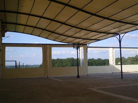 bache pergola toile tonnelle b 226 che terrasse store velum baches pvc sur mesures protection solaire
