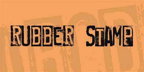 rubber st font with border rubber st font 183 1001 fonts