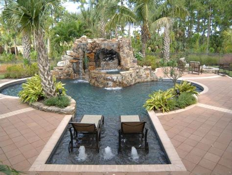awesome backyard pools awesome residential backyard swimming pools design a
