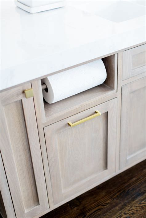 kitchen towel holder ideas white kitchen with cambria quartz countertop home bunch