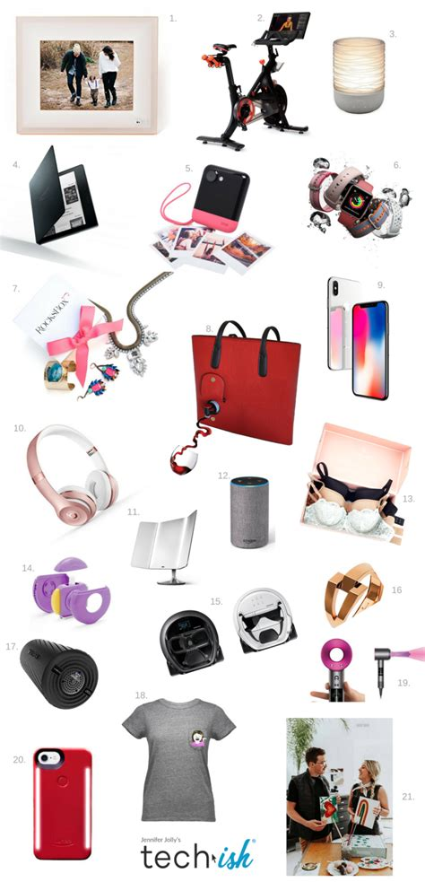 best gifts for women gift guide best gadgets gifts for women 2017