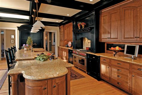 black oak kitchen cabinets honey oak kitchen cabinets kitchen traditional with black