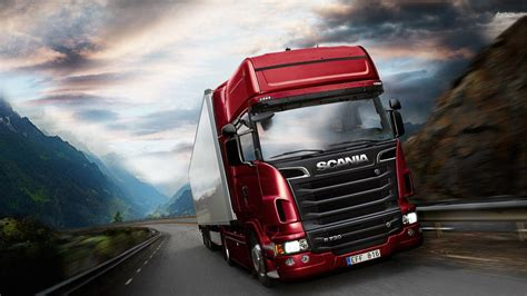 Car V8 Wallpaper by Scania Wallpapers Wallpaper Cave