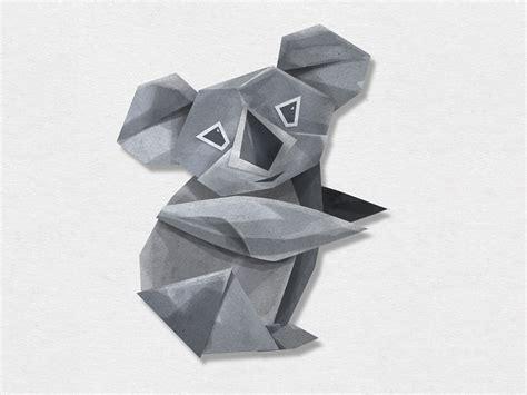 how to make a origami koala nowhere to go wwf australia wwf australia