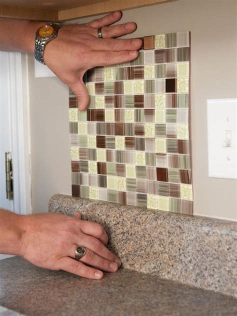 how to install glass tile kitchen backsplash how to install a backsplash how tos diy