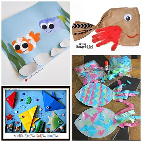 craft for kid creative fish crafts for crafty morning