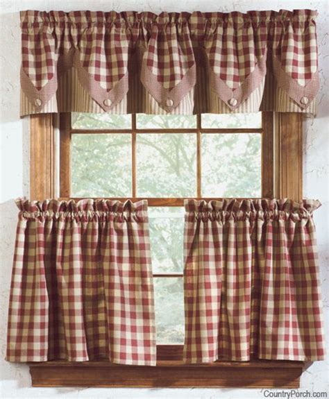 kitchen country curtains 17 best ideas about country curtains on