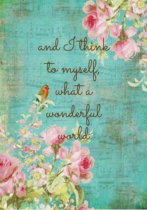 wonderful world what a wonderful world s