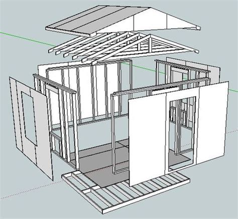 woodworking sketchup plans woodworking plans in sketchup